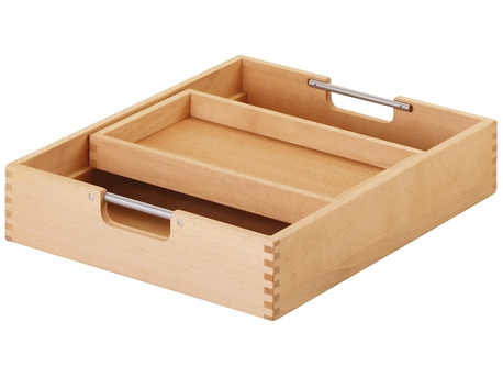 Drawer with Insert