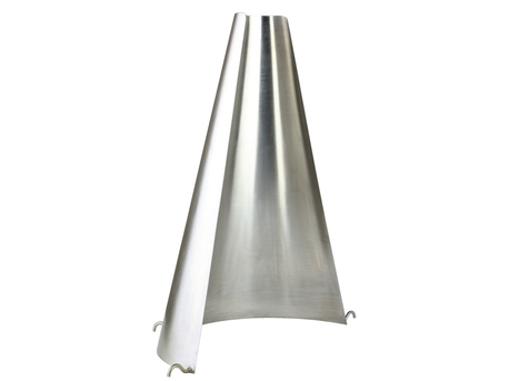 Wind and heat shield