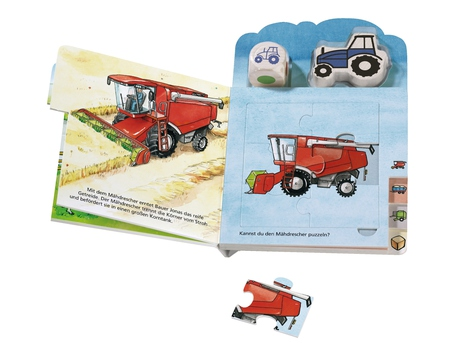 Farmer Jack and his Vehicles