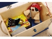 Trunk Bench Pirate's treasure