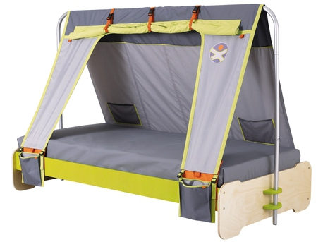 Terra Kids Bed Expedition