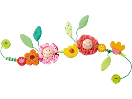 Pram Decoration Blossoms