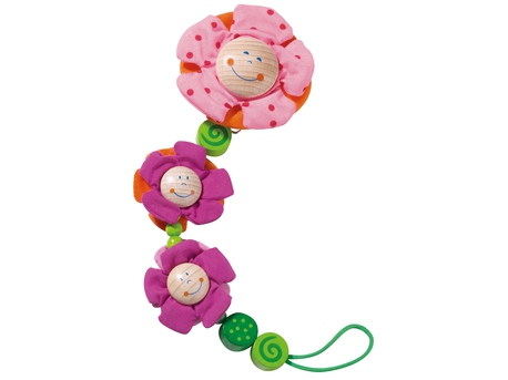 Pacifier chain Blossoms