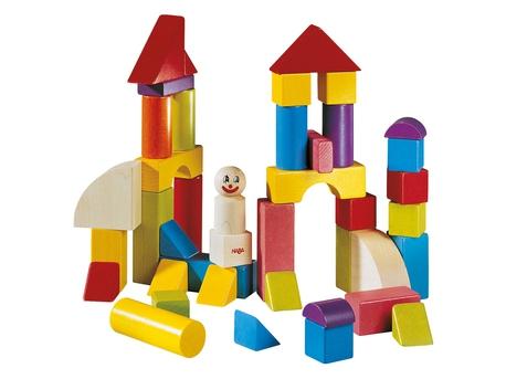 Clown Blocks, large