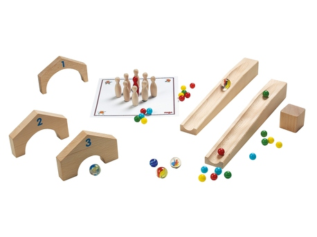 Games for the Ball Track Set