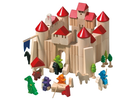 Ghost Tower and Knight's Castle