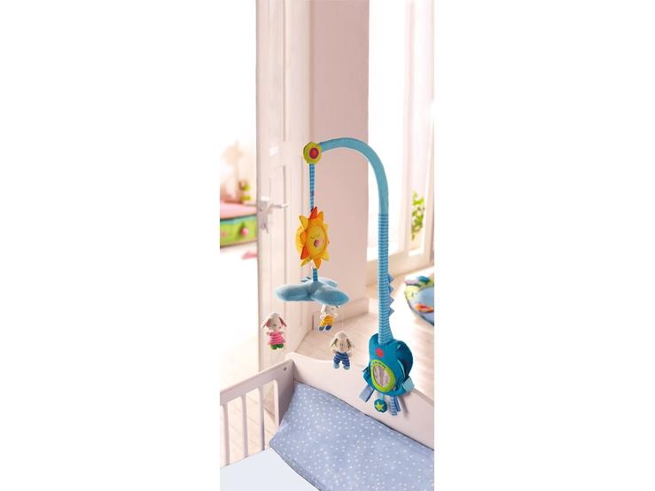 potence pour mobile equipement b b pour les b b s haba cr ateur pour enfants joueurs. Black Bedroom Furniture Sets. Home Design Ideas
