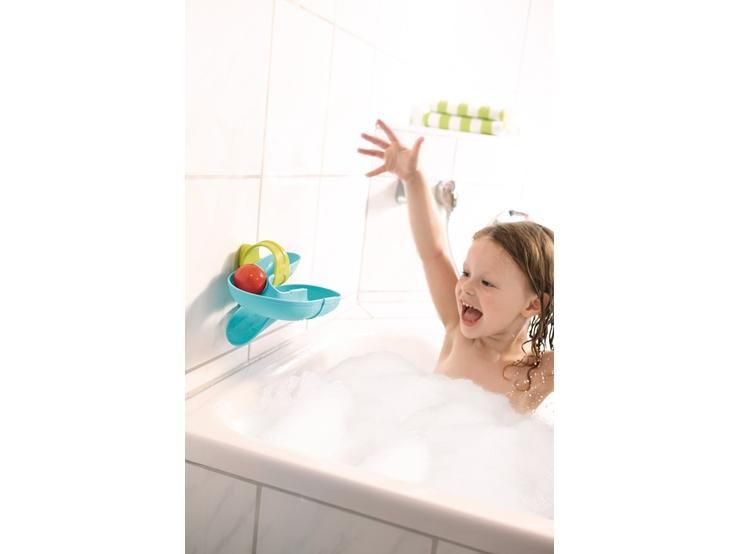 toboggan billes les plaisirs du bain compl ment virage. Black Bedroom Furniture Sets. Home Design Ideas