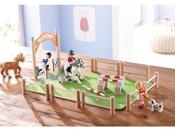 little friends ensemble saut d obstacles little. Black Bedroom Furniture Sets. Home Design Ideas