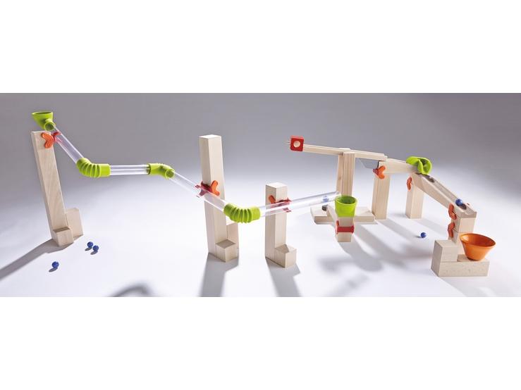 Kugelbahn Für Kinder : kugelbahn grundpackung sound race klassische kugelbahn kugelbahn spielzeug haba ~ Avissmed.com Haus und Dekorationen