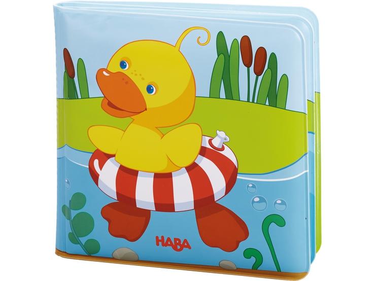 badebuch schwimmente wasserspielzeug spielzeug haba erfinder f r kinder. Black Bedroom Furniture Sets. Home Design Ideas