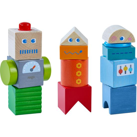 RobotsDe Amigos Bloques Para Descubrir Construcción 2E9YWDeHIb