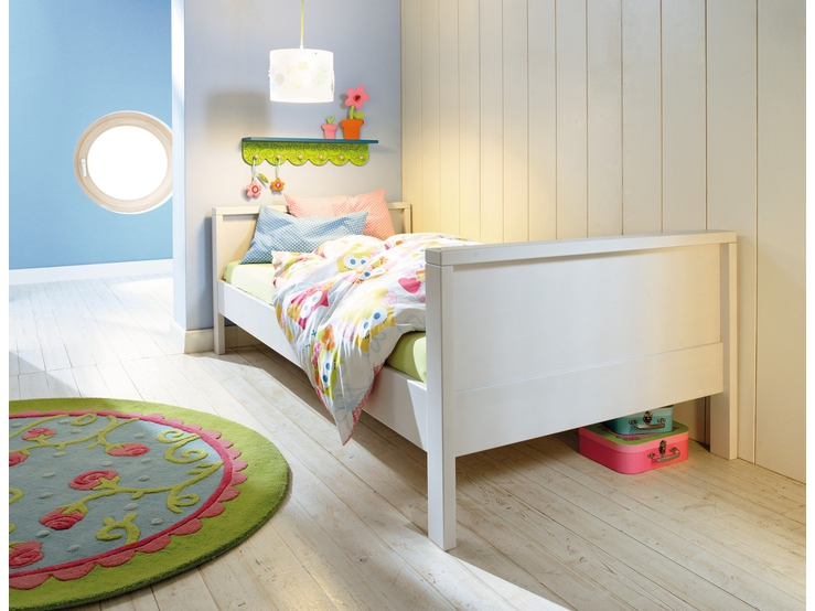bett matti kinderm bel kinderzimmer haba erfinder f r kinder. Black Bedroom Furniture Sets. Home Design Ideas