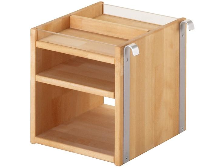 h ngeregal kinderm bel kinderzimmer haba erfinder f r kinder. Black Bedroom Furniture Sets. Home Design Ideas